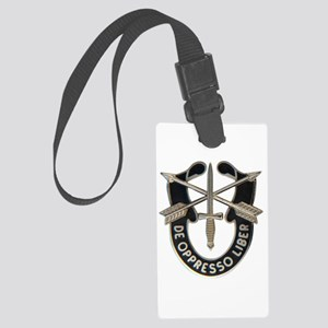 Special Forces Large Luggage Tag