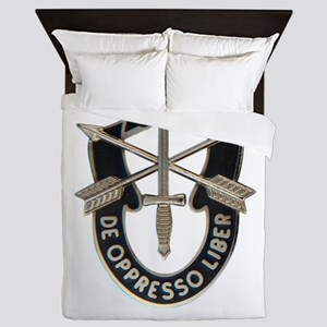 Special Forces Queen Duvet
