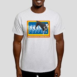 Smilin' Mindi Ash Grey T-Shirt