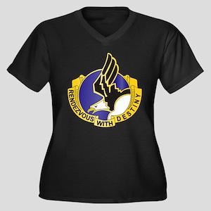 DUI - 101st Airborne Division Women's Plus Size V-