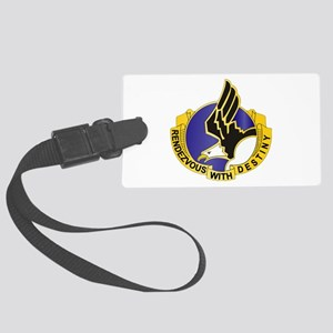 DUI - 101st Airborne Division Large Luggage Tag