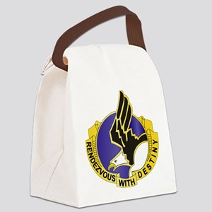 DUI - 101st Airborne Division Canvas Lunch Bag