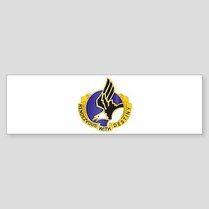 DUI - 101st Airborne Division Sticker (Bumper)