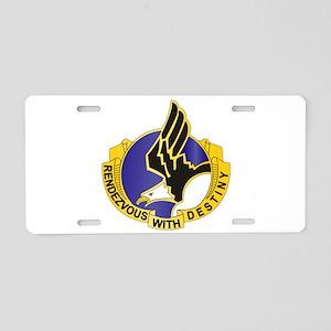 DUI - 101st Airborne Division Aluminum License Pla