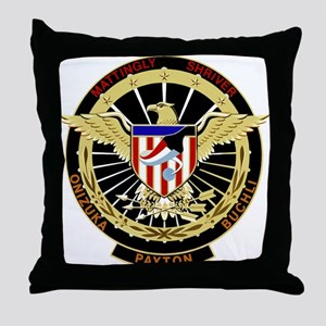 Challenger OV-99 STS-51 C Throw Pillow