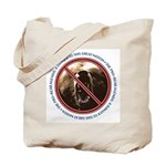 Pro-Bear Danger Tote Bag
