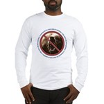 Pro-Bear Danger Long Sleeve T-Shirt
