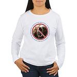 Pro-Bear Danger Women's Long Sleeve T-Shirt