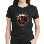 Pro-Bear Danger Women's Dark T-Shirt