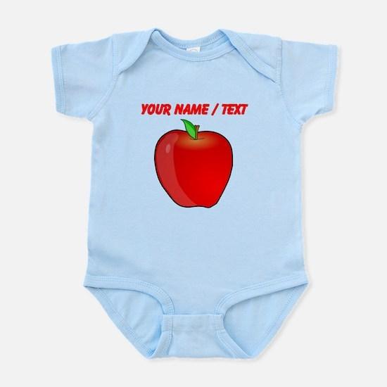 Custom Apple Body Suit