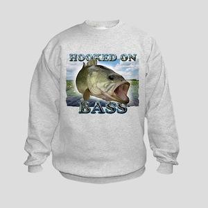 Hooked on Bass Sweatshirt