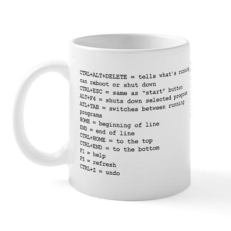 the I.T. savior! Mug