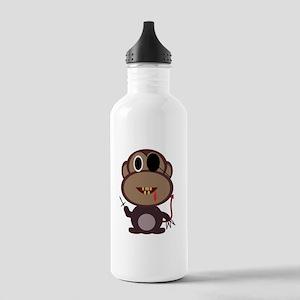 Evil Monkey Sports Water Bottle