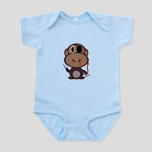 Evil Monkey Body Suit