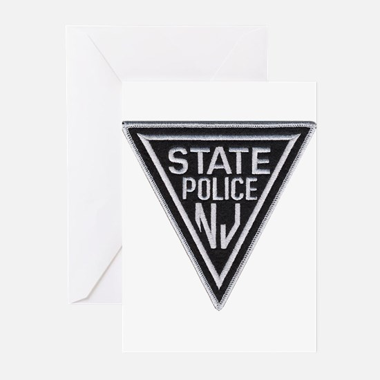 New Jersey State Police Greeting Cards (Package of