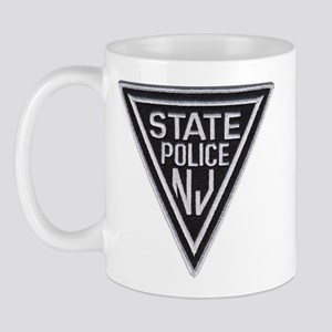 New Jersey State Police Mug