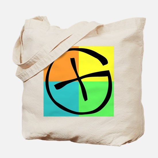 Funny Geocaching Tote Bag