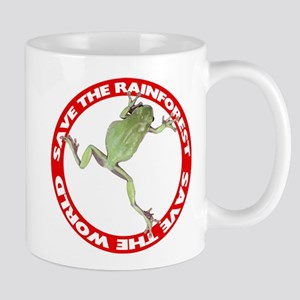 Save The Rainforest Mug