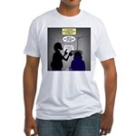 Is it Better 1 or 2? Fitted T-Shirt