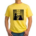 Is it Better 1 or 2? Yellow T-Shirt
