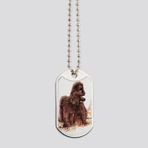 Irish Water Spaniel fixed Dog Tags