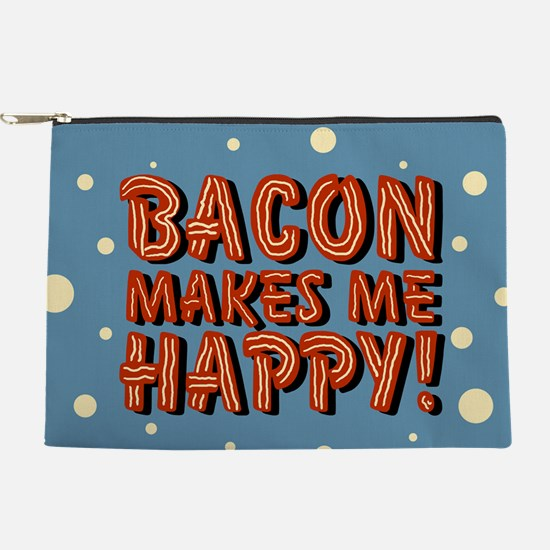 bacon-makes-me-happy_b.png Makeup Pouch