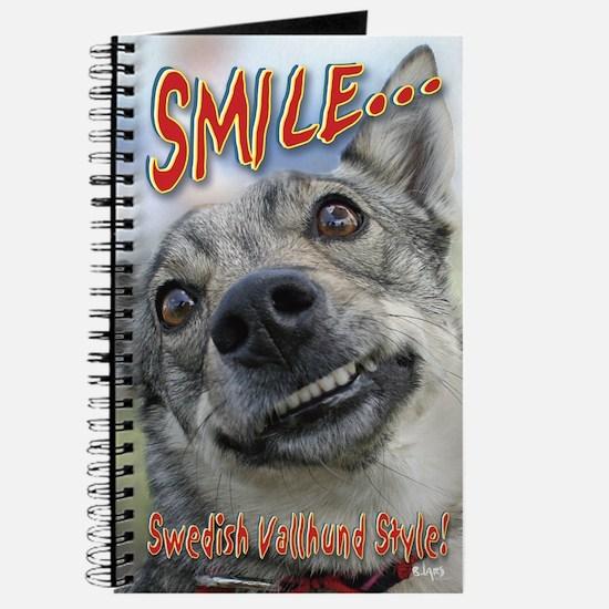Swedish Vallhund Journal (SMILE!)