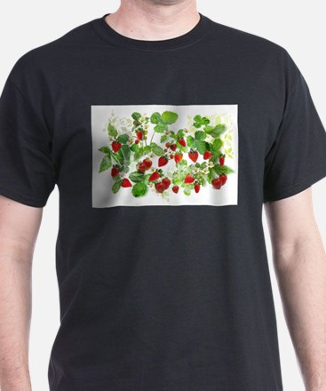 Ripe Strawberries from Provence T-Shirt