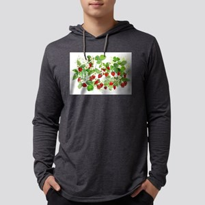 Ripe Strawberries from Provenc Long Sleeve T-Shirt