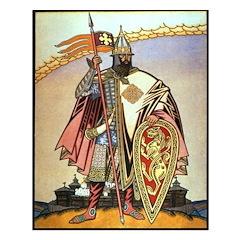 Prince Igor Unframed Print