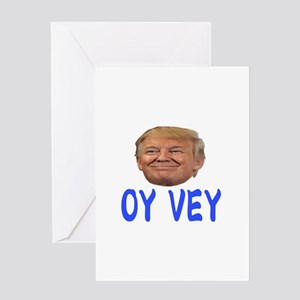 OY VEY Greeting Cards