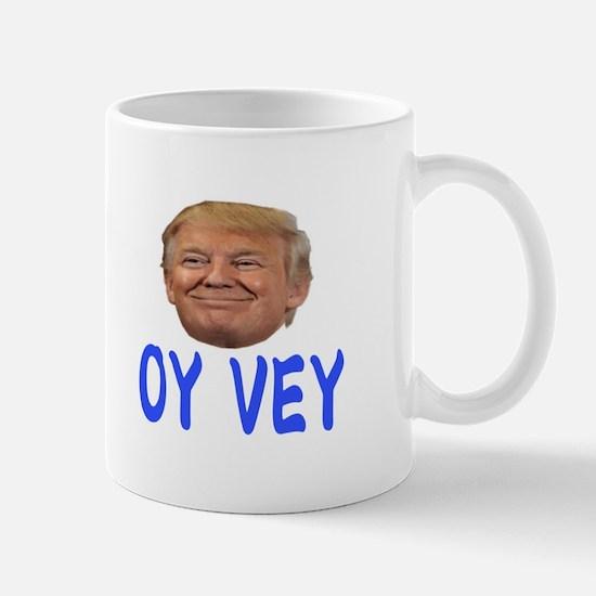 OY VEY Mugs