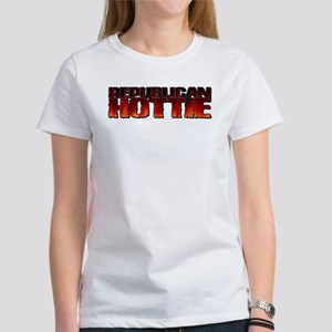 Republican Hottie Women's T-Shirt
