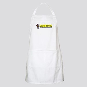 Crossing Guard BBQ Apron