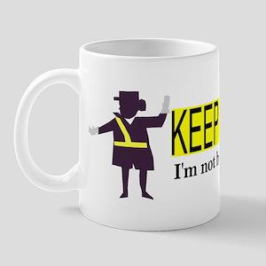 Crossing Guard Mug