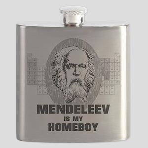 Mendeleev Is My Homeboy Flask