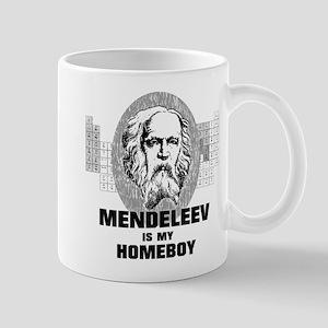 Mendeleev Is My Homeboy Mugs