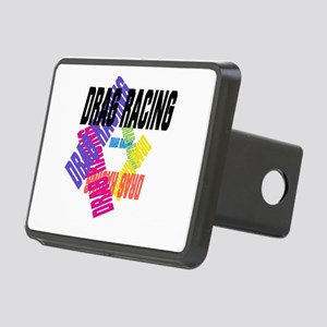 Drag Racing Hitch Cover