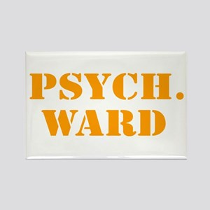 Psych. Ward Magnets