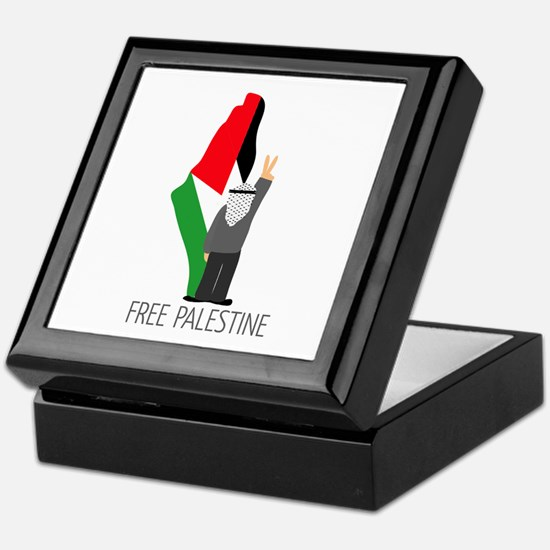 www.palestine-shirts.com Keepsake Box