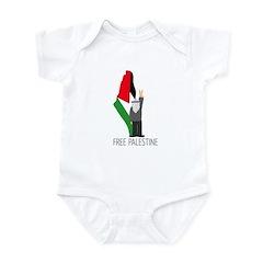 www.palestine-shirts.com Infant Bodysuit