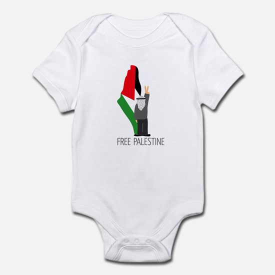 www.palestine-shirts.com Infant Bodysuit