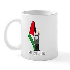 www.palestine-shirts.com Mug