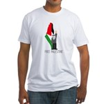 www.palestine-shirts.com Fitted T-Shirt