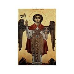 Archangel Michael Vertical Magnets (10 pack)