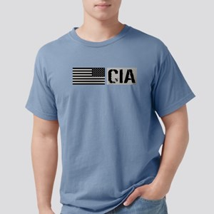 CIA: CIA (Black Flag) T-Shirt