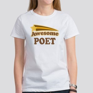 Awesome Poet Women's T-Shirt