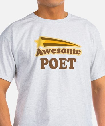 Awesome Poet T-Shirt