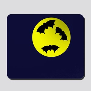 Halloween Moon Mousepad