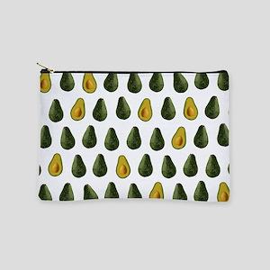 Avocado Pattern Makeup Pouch